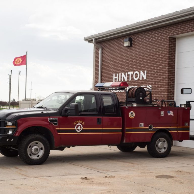 Hinton Fire Station12