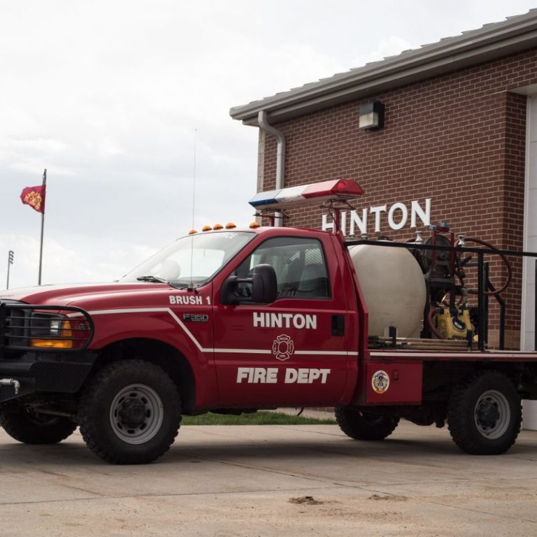 Hinton Fire Station16