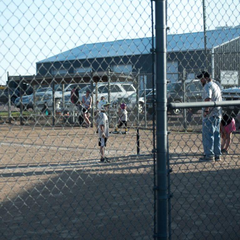 Hinton, IA Ball Field